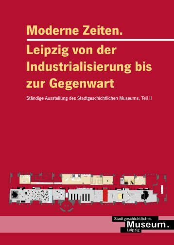 Die Ausstellungsvorschau.pdf - Stadtgeschichtliches Museum Leipzig