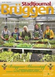 Jugendwerkstatt Bracht - Stadtjournal Brüggen
