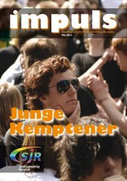 als PDF - Stadtjugendring Kempten