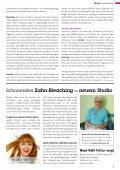Ausgabe August 2013 - STADTmagazin - Page 7
