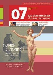 Stadtmuseum Jena | Markt 7 7. Februar bis 4. Mai 2014 - 07 Das ...