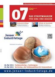 Ausgabe 26 - 07 Das Stadtmagazin . BLOG