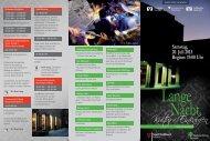 Flyer Lange Nacht 2013 (PDF) - Stadtmarketing Fellbach eV
