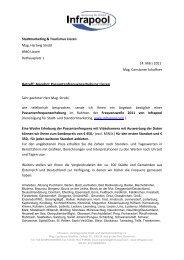 Betreff: Angebot Passantenfrequenzerhebung Liezen