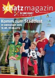 Lesen im Sommer-Schatzmagazin - Stadtmarketing Lennestadt