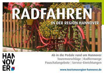 Radfahren in der Region Hannover 26 Tourenvorschläge für alle ...