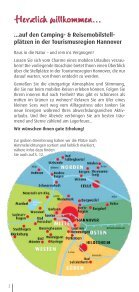 Camping - Tourismus Region Hannover eV - Page 2
