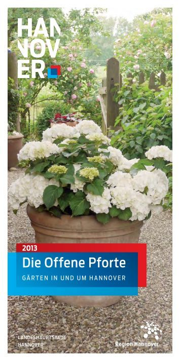 Die Offene Pforte 2013 - Hannover.de