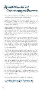 (pdf) Größe - Tourismus Region Hannover eV - Page 2