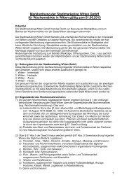 Marktordnung der Stadtmarketing Witten GmbH für Wochenmärkte ...