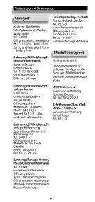 """Freizeitverzeichnis """"Und Action"""" - Stadtmarketing Witten - Seite 7"""