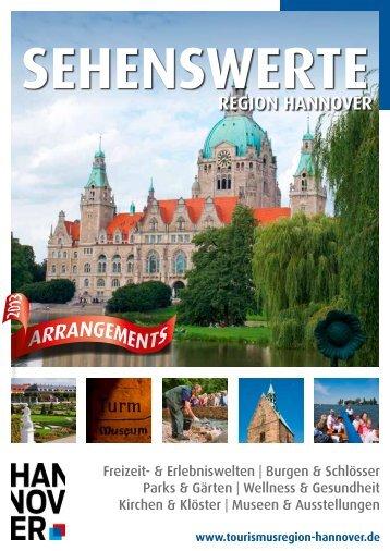 Sehenswerte Region Hannover Die Schönheiten der ...