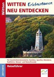 Reisekatalog - Stadtmarketing Witten