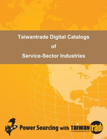 Taiwantrade Digital Catalogs