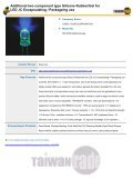 Taiwantrade Digital Catalogs of Green Energy - Power Equipments ... - Page 7