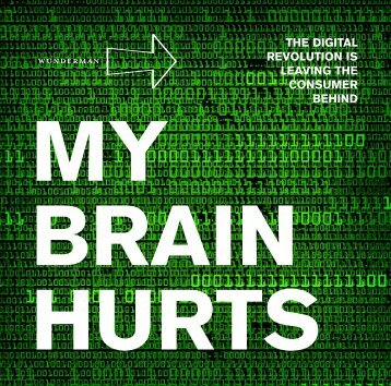 My Brain hurts - Wunderman books