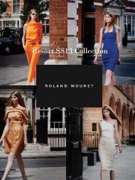 Resort SS13 Collection