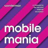 a manual for the second internet revolution - Wunderman books