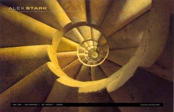 download full color brochure here - Alex Stark