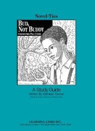 Novel•Ties A Study Guide