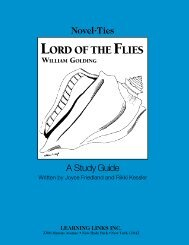 Lord of the fLies - Learning Links eStore