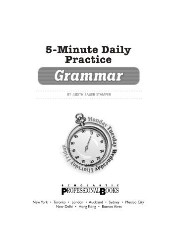 5-Minute Daily Practice