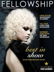 show best in - Fellowship for British Hairdressing