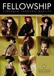 JUNE 2010 £2 - Fellowship for British Hairdressing