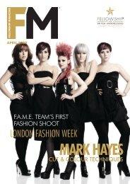 april 2008 - Fellowship for British Hairdressing
