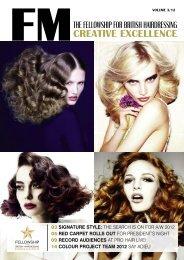 VOLUME 3/12 The Fellowship For British Hairdressing