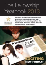 EXCITING EXCITING - Fellowship for British Hairdressing