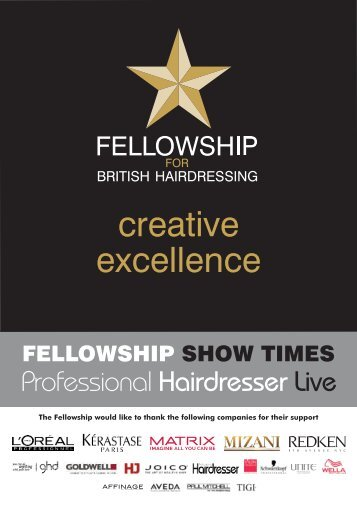 Layout 2 - Fellowship for British Hairdressing