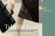 sponsorship brochure (PDF) - New York Women in Communications ...