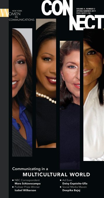 Summer 2011 issue - New York Women in Communications, Inc.