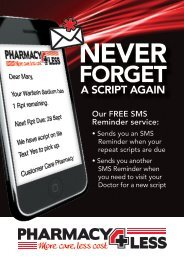 FORGET - Pharmacy 4 Less