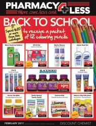 school - Pharmacy 4 Less