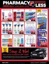 Shop 2 Win! - Pharmacy 4 Less