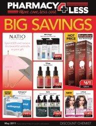 big savings - Pharmacy 4 Less