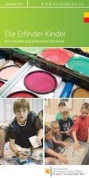 Die Erfinder-Kinder - Stadtmuseum Oldenburg