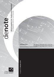 2/2013 (Nr. 62) (2.0MB, pdf) - Stadtmusik Dübendorf