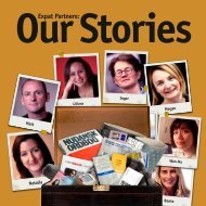 Expat Partners: Our Stories - International Academic Staff