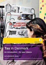 Tax in Denmark - Skat