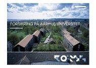 kring Forsi - Aarhus Universitet