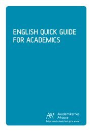 the English Quick Guide by AKK