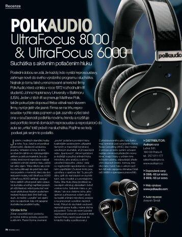 Recenze v časopisu Music Store - Audiopro sro