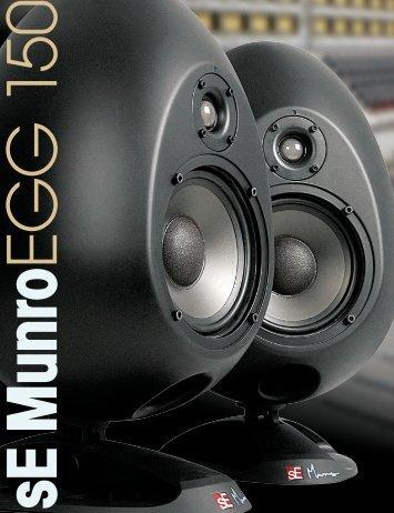 Recenze sE Munro Egg 150 z časopisu Music-Store - Audiopro sro