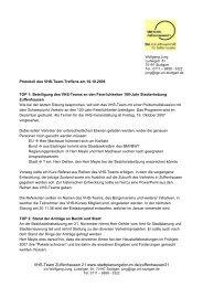 16.10.2006 - Stadtplanungsforum Stuttgart
