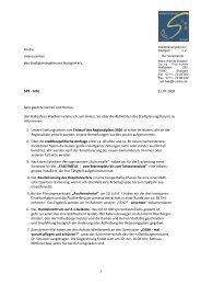 SPF - Info - Stadtplanungsforum Stuttgart