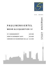 STADT ansichten - Stadtplanungsforum Stuttgart