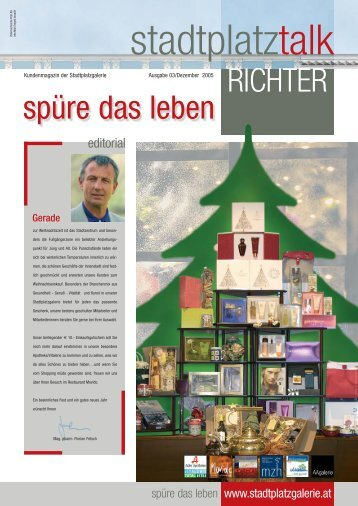 Zeitung 3 - Stadtplatzgalerie Richter